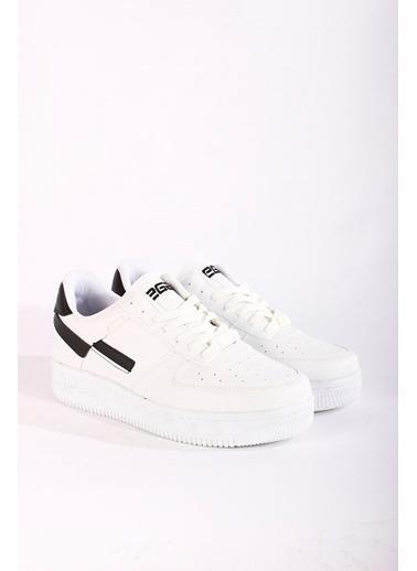 Rodrigo Erkek Beyaz Sneaker Ayakkabı Beyaz